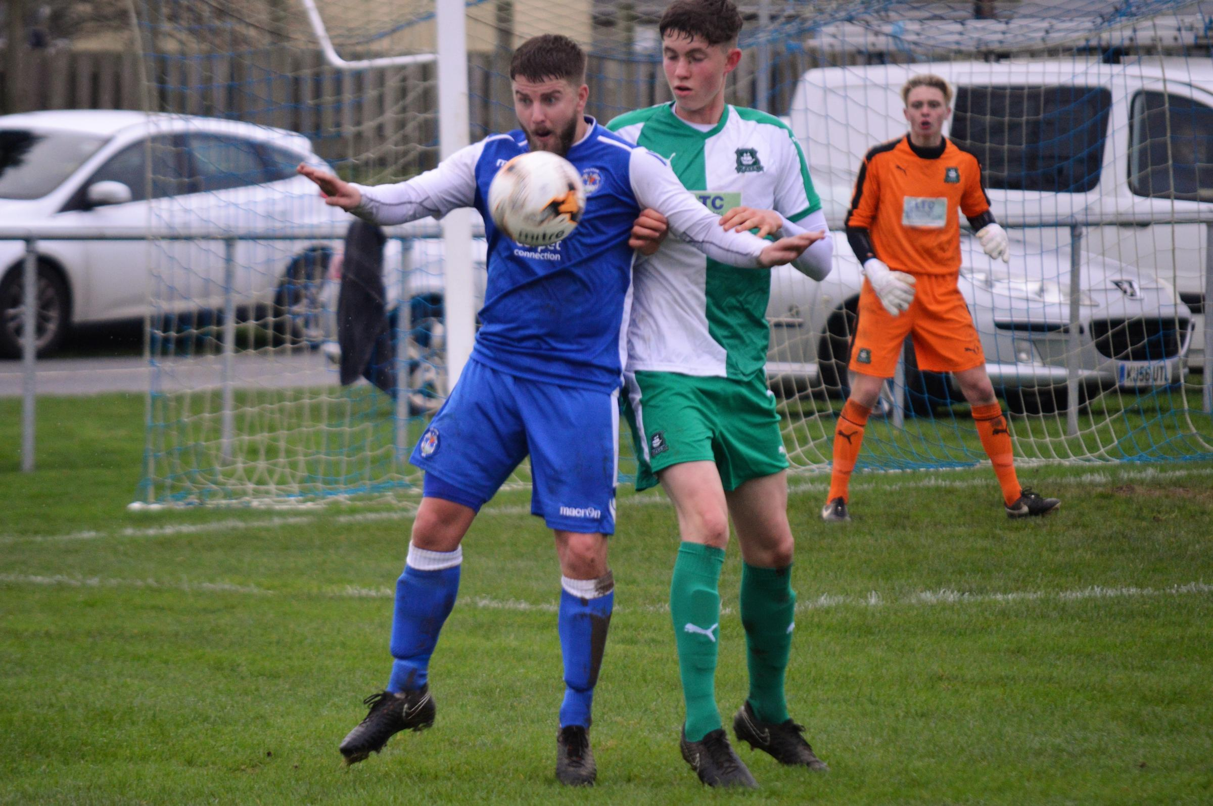 Helston Athletic ended 2018 with a 3-1 defeat at home to Plymouth Argyle on Saturday