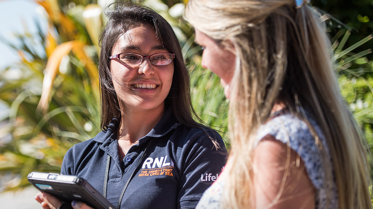 RNLI are recruiting