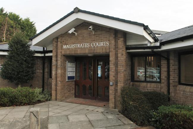 Quick was sentenced at Truro Magistrates Court
