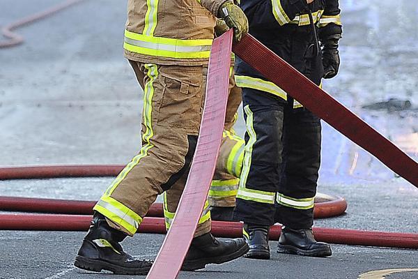 Nancenoy Constantine car fire is suspected arson