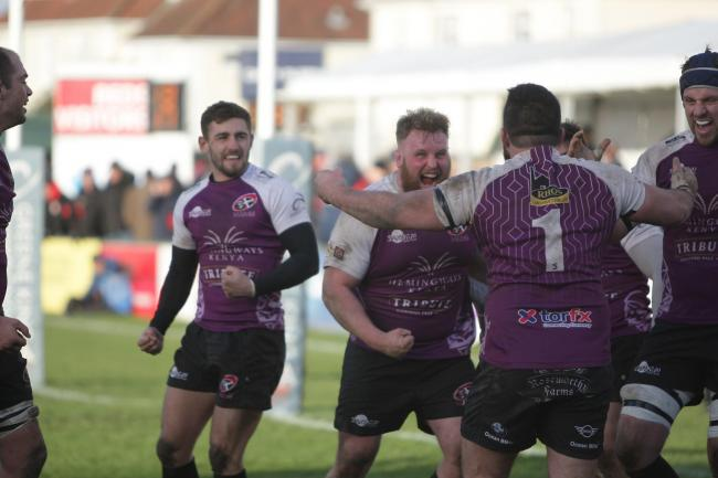 The Cornish Pirates will begin their 2019/20 campaign with three RFU Championship Cup fixtures. Picture by Brian Tempest