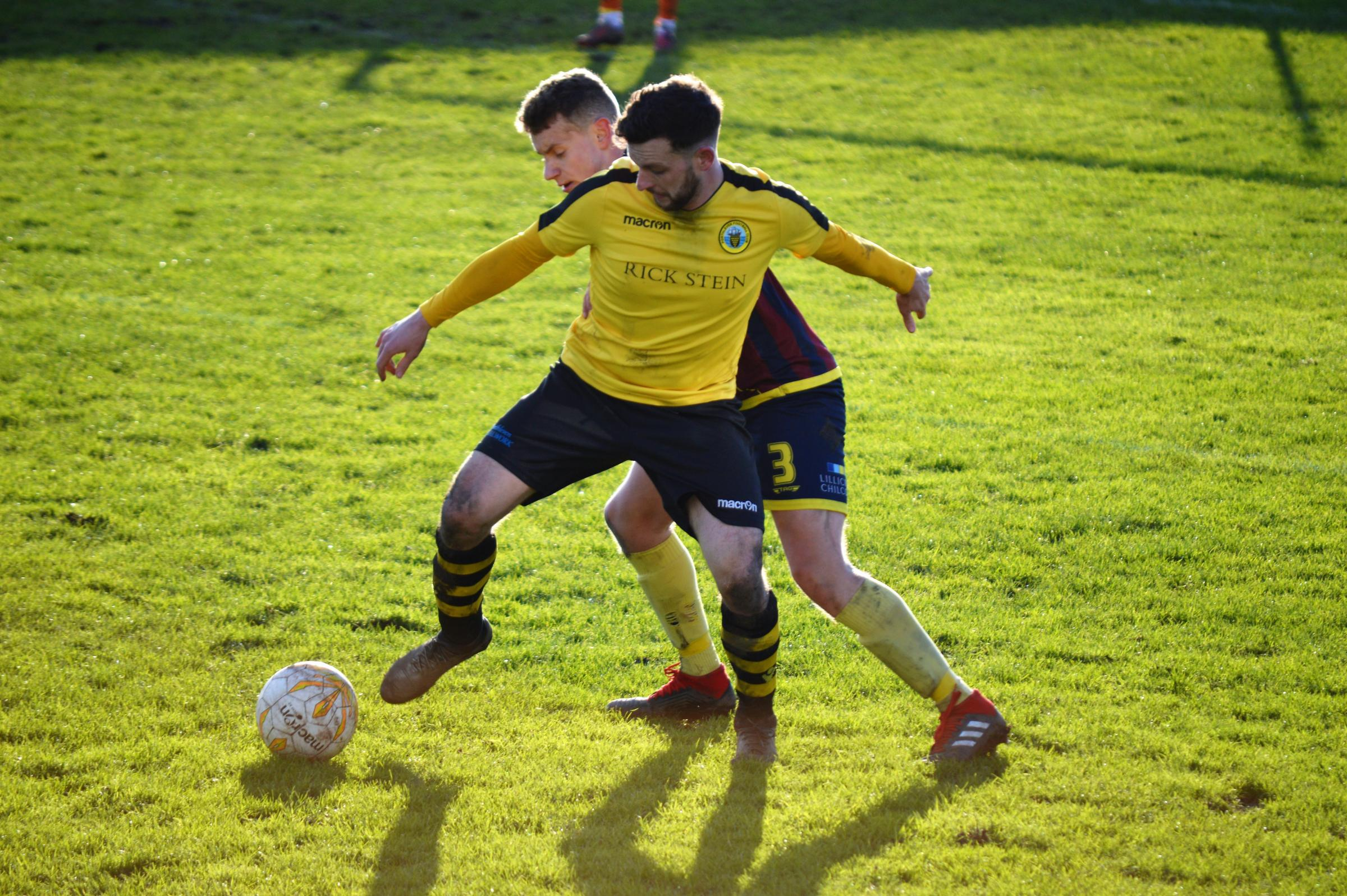 Porthleven returned to the top of the South West Peninsula League Division 1 West on Saturday