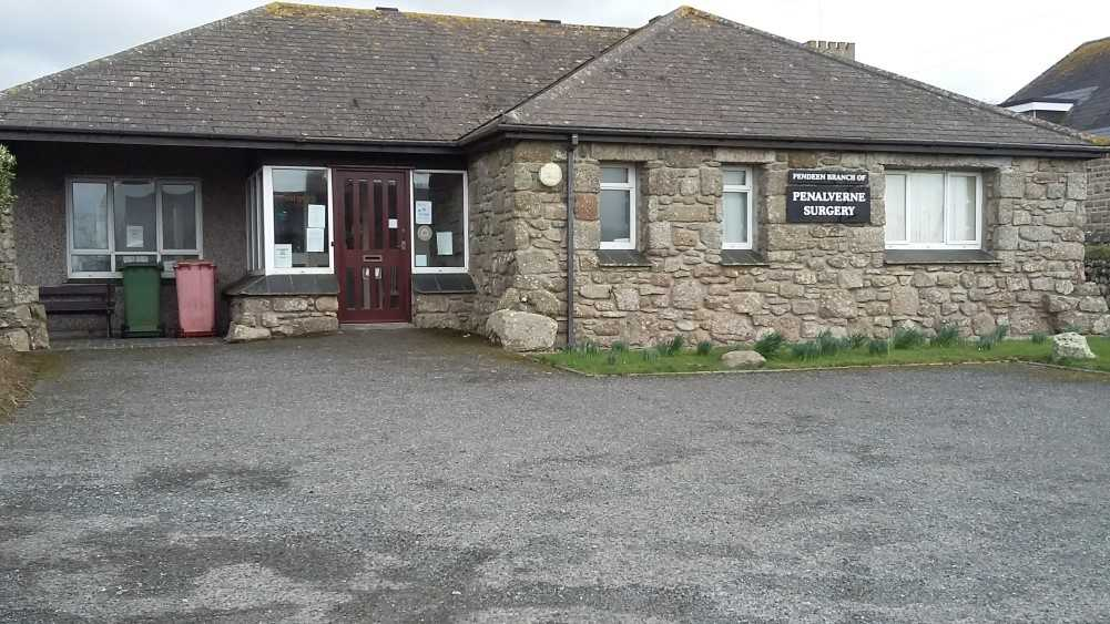 Pendeen Surgery, which is up for sale