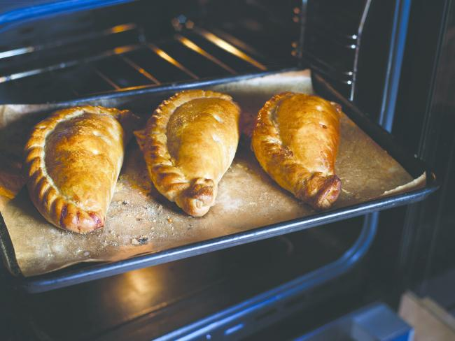 What makes a pasty proper Cornish?