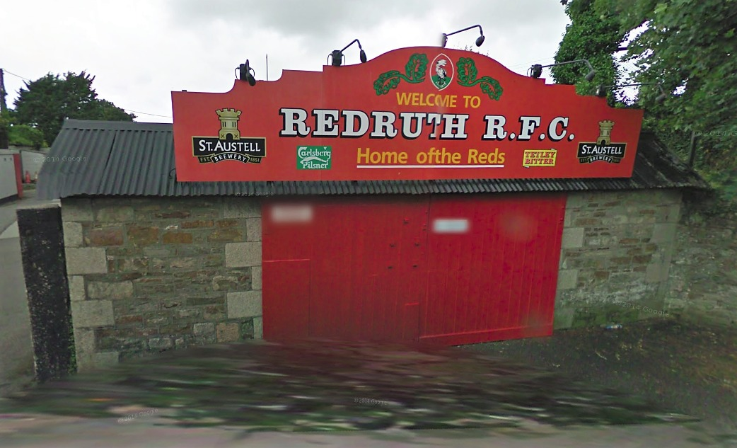 Redruth RFC's Recreation Ground, where the incident took place. Pic: Google Maps