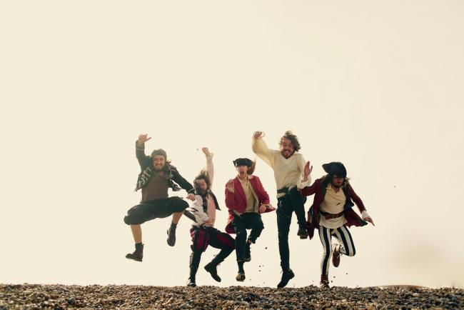 The Captain's Beard will play at The Acorn in Penzance