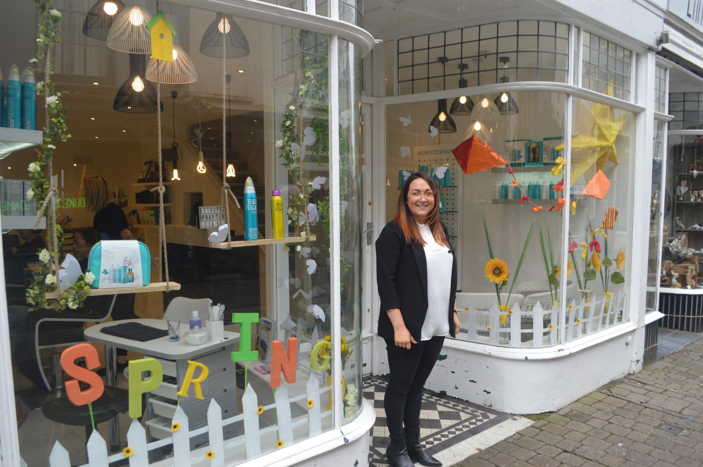 Falmouth Spring Festival window contest winners announced