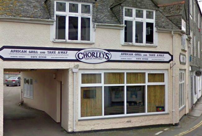 Chorley's can be found in Old Bridge Street, Truro