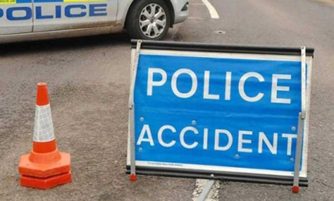 A39 crash between Playing Place and Carnon Downs roundabout