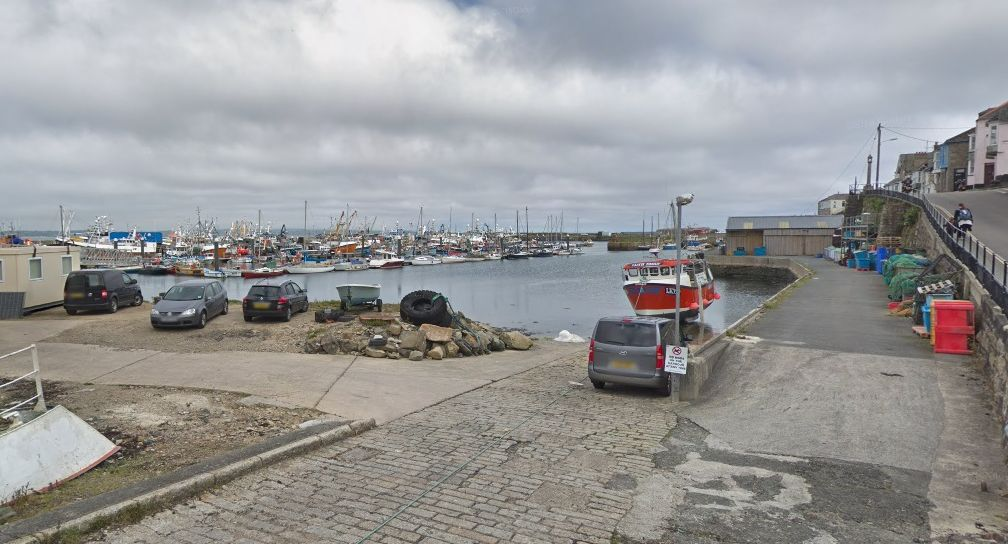 Police give update on suspected human trafficking at Newlyn
