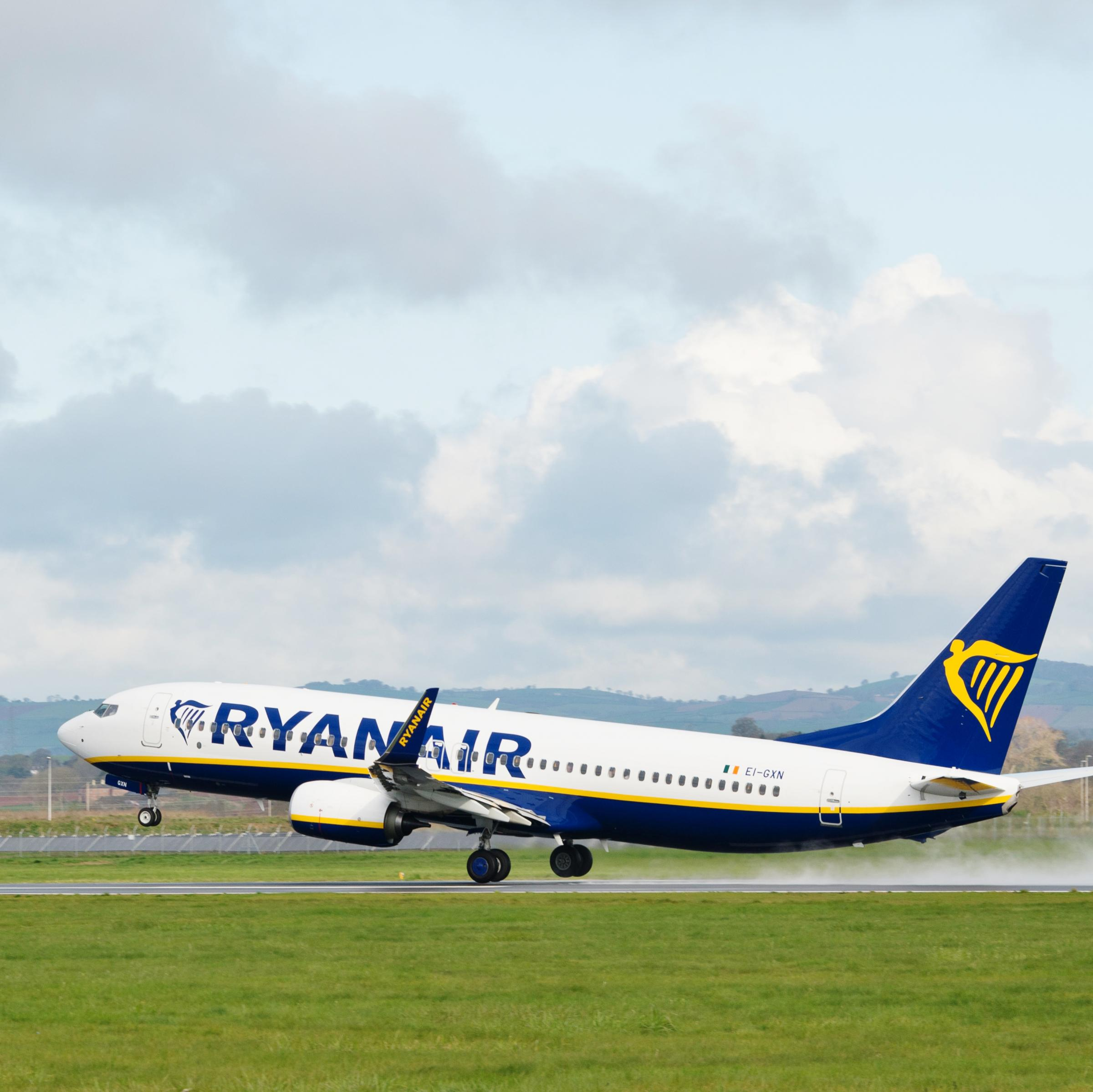 Ryan Air launches new flight from Exeter