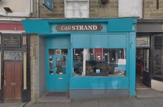 Cafe Strand in Falmouth to become Bru Box