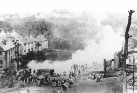 75th anniversary of German raid on Swanvale