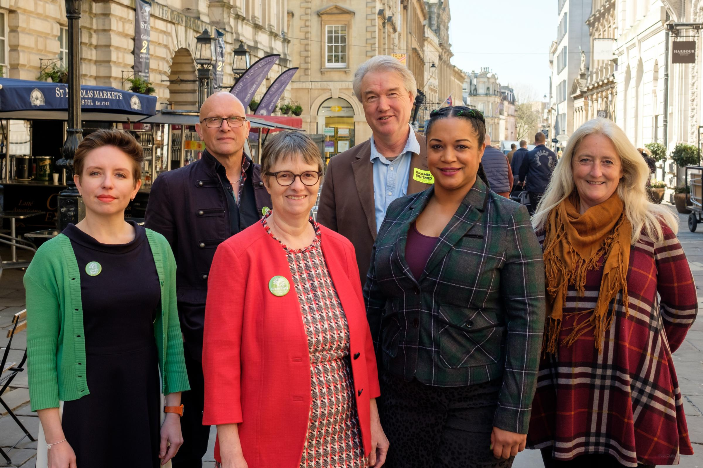 Green Party announces candidates from south west England - and one is from Falmouth