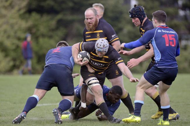 Penryn's Grant Randlesome is named among the replacements for Cornwall's trip to Twickenham. By Simon Bryant for the Cornwall RFU