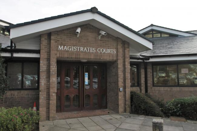 Cornwall magistrates