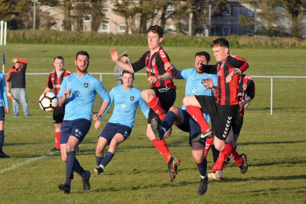Penryn Athletic will play in the new St Piran League West Cornwall Division