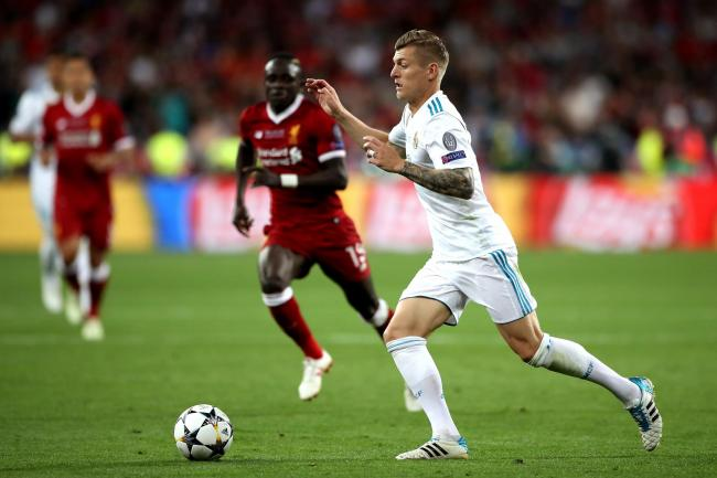 cfaf2cf6949 Toni Kroos agrees contract extension with Real Madrid