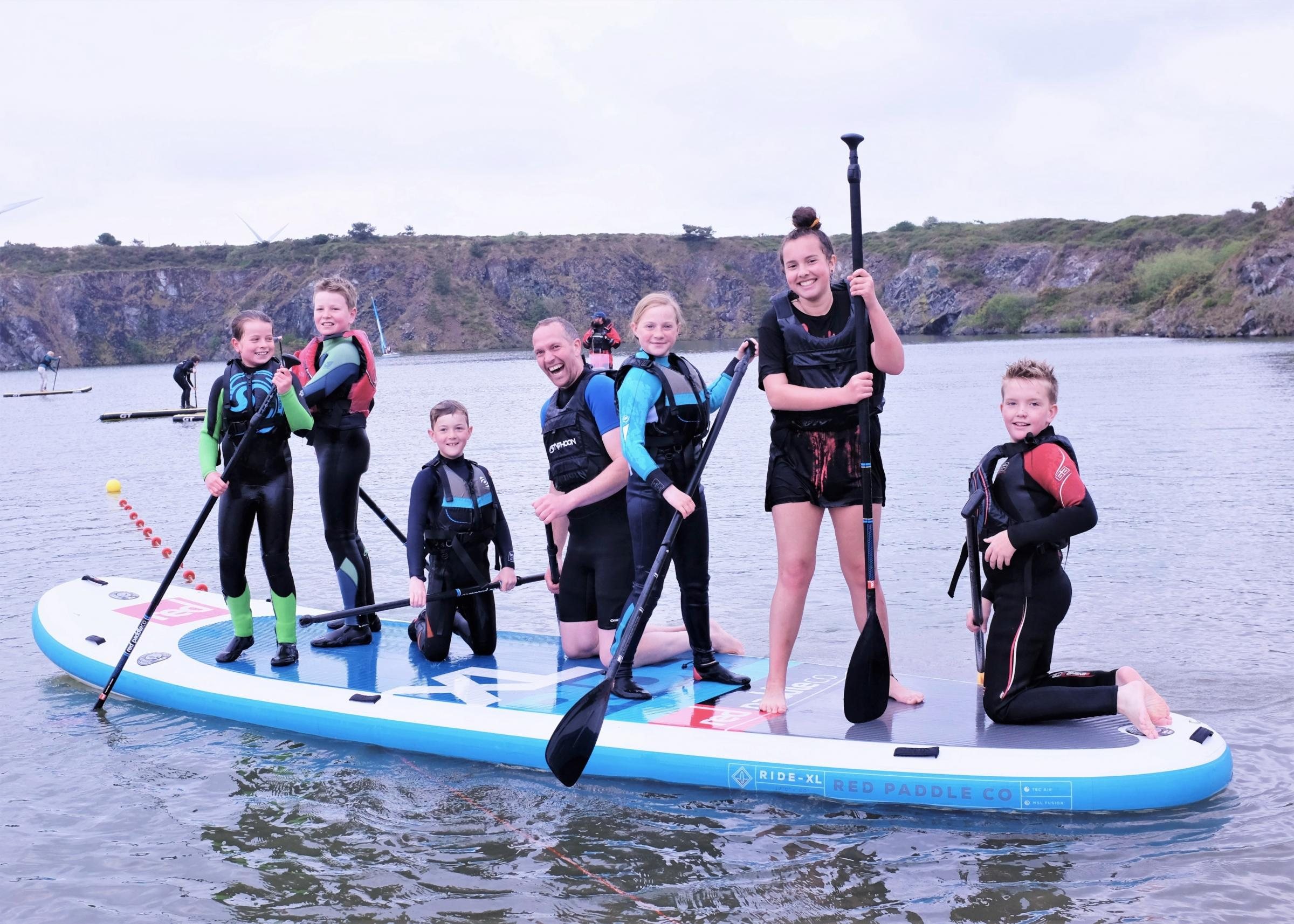 Helford River Children Sailing Trust's new watersports centre