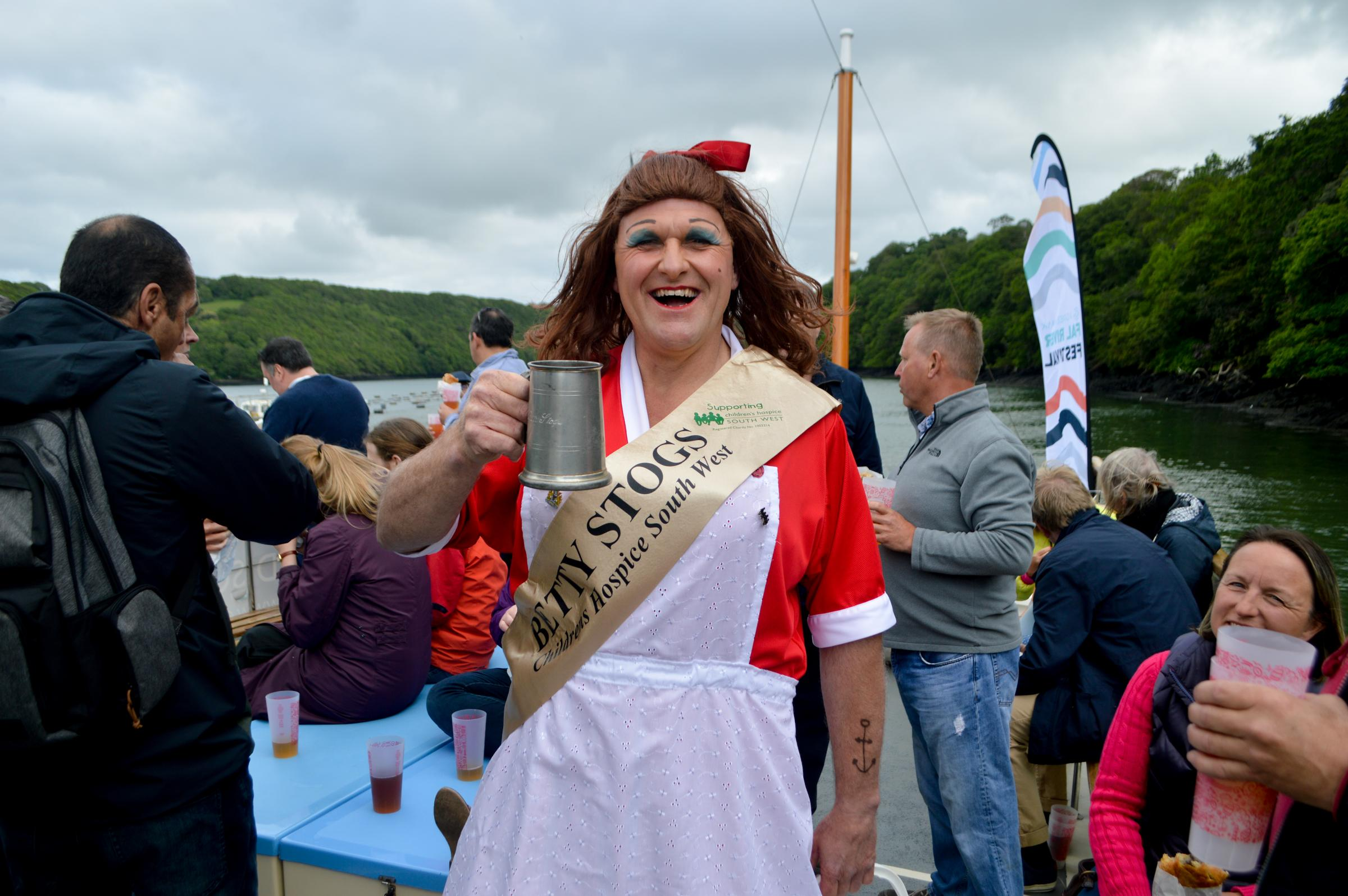 Picture gallery: Fal River Festival's 2019 Beer Fleet