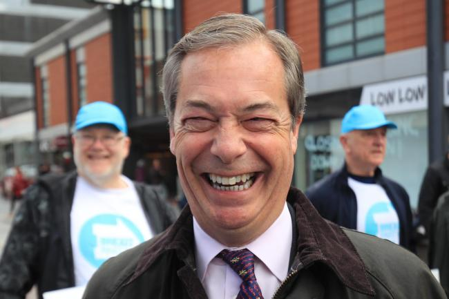 Brexit Party leader Nigel Farage fact-checked by Cornwall