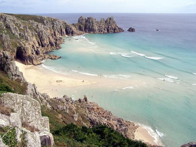 Cornwall has topped the list of 'staycation' destinations for the fifth year. Photo: Jim Champion