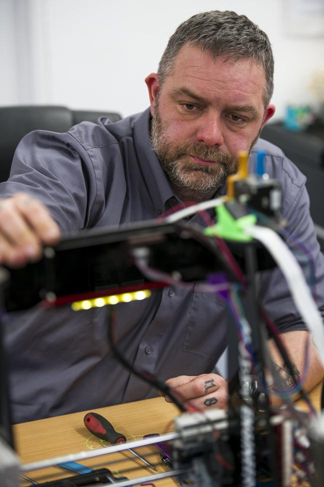 Carrick Engineering uses 3D printing to carry out assessments