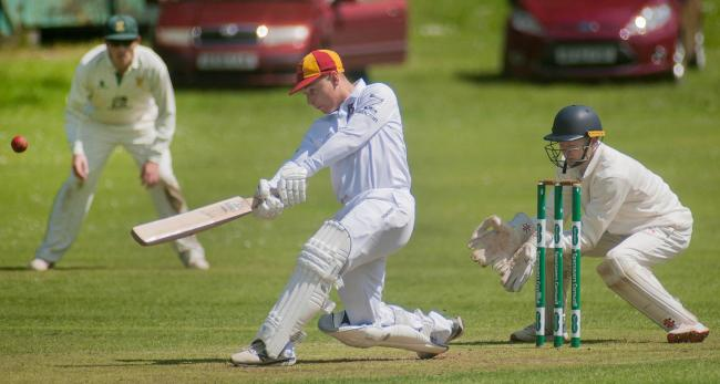 Falmouth lost to Penzance by 146 runs. Picture by Colin Higgs